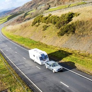 Advice for Caravan and Trailer Driving