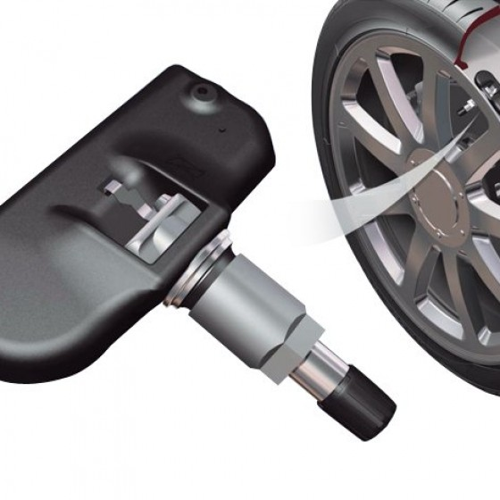 Tyre Pressure Monitor System (TPMS)
