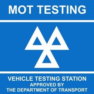 The new MoT test changes from May 2018
