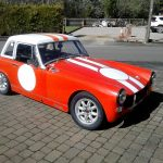 Bespoke Wheels Classic Tyres MG