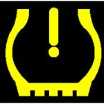 TPMS warning light