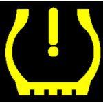 TPMS warning light
