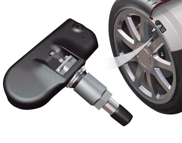 Tyre Pressure Monitor System (TPMS) | Bespoke Wheels Ltd